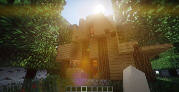 *-Serenity-* Minecraft Map & Project