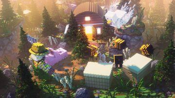 Survival Farm Spawn Minecraft Map & Project