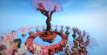 Mapa de SkyWars Ross Minecraft Map & Project