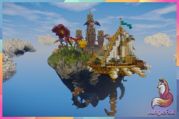 Fantasy Hub Minecraft Map & Project