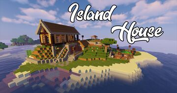 Island House - 1.12 Minecraft Map & Project
