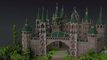 First Dawn Spawn Minecraft Map & Project