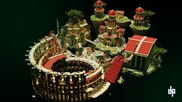 Sparta Minecraft Map & Project
