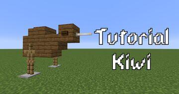 Kiwi Bird Minecraft Map & Project
