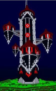 Il castello della Failcraft 3 Minecraft Map & Project