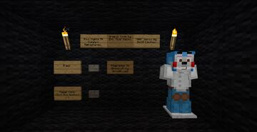 Five Nights At Candy's Remastered (Demo) Minecraft Map & Project