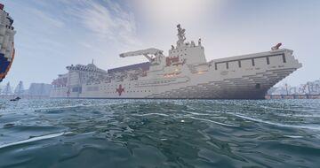 Hoptital ship TBV - Khánh Hòa Minecraft Map & Project