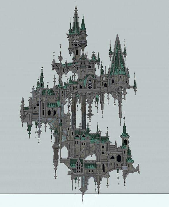 Popular Map : Fantasy castle