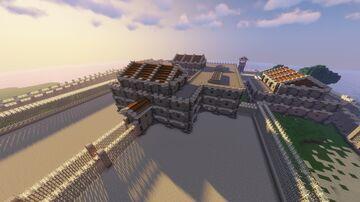 Minecraft Prison Minecraft Map & Project