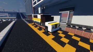 Ambulance Design Minecraft Map & Project