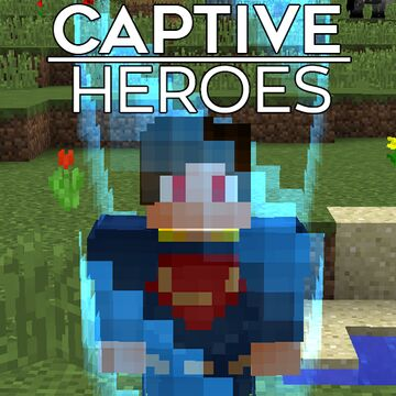 Captive Heroes Minecraft Map & Project
