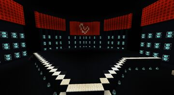 The Voice Australia 2020 Finals Stage Minecraft Map & Project