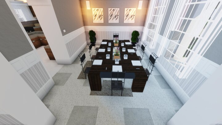 French Provincial Mansion by: DocSMasH Minecraft Map
