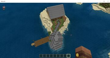 Survival Starter Map Minecraft Map & Project