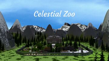 Celestial Zoo Minecraft Map & Project