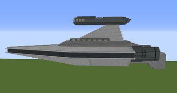 Acclamator-class assault ship | Minecraft 1.12.2 Minecraft Map & Project