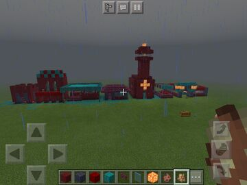 New village of 1.16 (Pocket Edition) Minecraft Map & Project