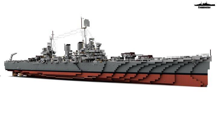 Philadelphia Measure 22 Camouflage 1943