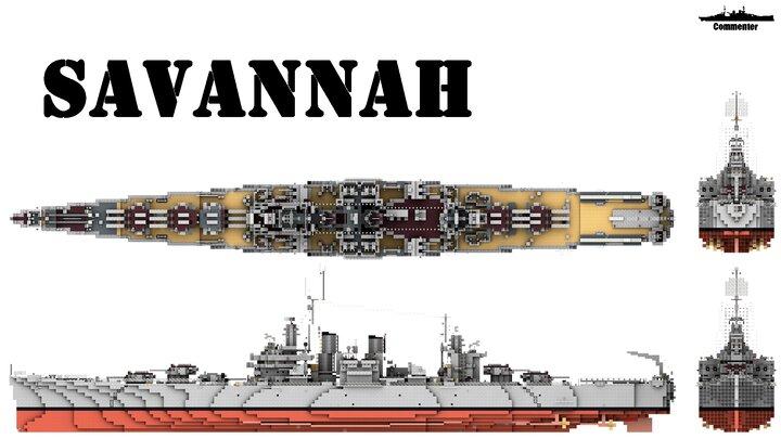 Savannah 1944