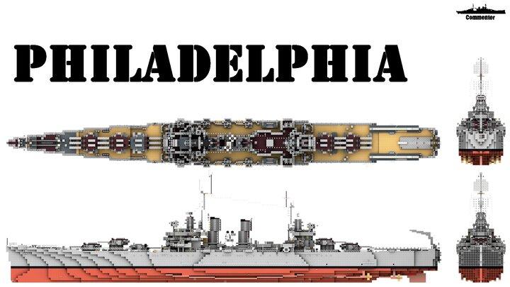 Philadelphia 1943
