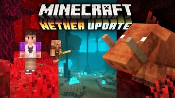 Nether Parkour 1.16 Minecraft Map & Project