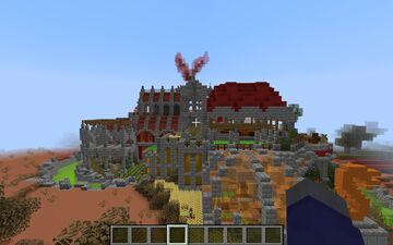 Palace of Noira-- Private Project Minecraft Map & Project