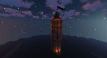 Galata Tower 1:1 Scale Minecraft Map & Project