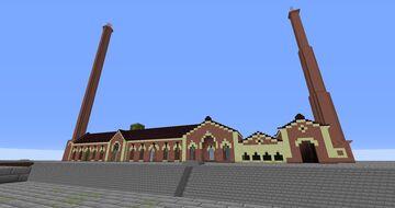 Titanic Thompson dry dock W.I.P. Minecraft Map & Project