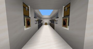 Fast Furnaces Minecraft Map & Project