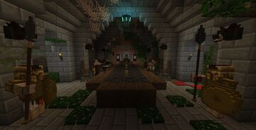 BLACKHEART (Adventure Map) Minecraft Map & Project