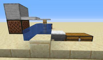AFK Fish Farm Design 1.15.2 Minecraft Map & Project