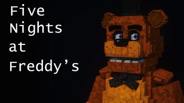 Five Nights at Freddy's - Modded Map Minecraft Map & Project