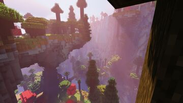 Redwood Falls Minecraft Map & Project