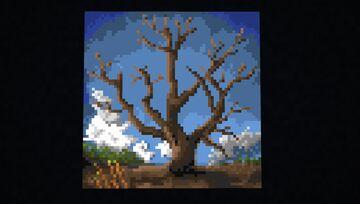 Summer's Rest - ArtMap Map Art Minecraft Map & Project