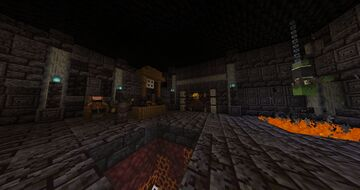 Decked Out Minecraft Map & Project