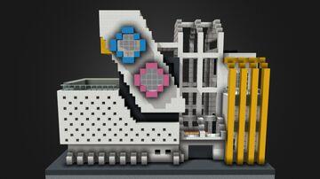 Schematic/Litematic Minecraft Map & Project