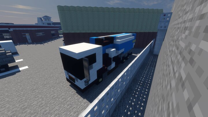 Popular Server Map : Garbage Truck