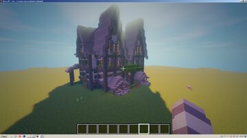 Administration House for Astaekham (ended) Minecraft Map & Project