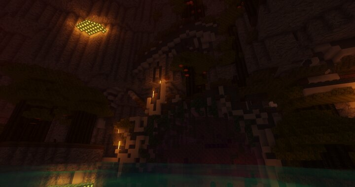 Enter in the Nether
