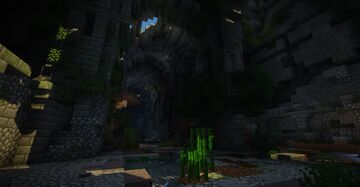 Cathedral of Rot Minecraft Map & Project