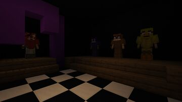 Five Nights At Freddy's: Help Wanted (VR) Minecraft Map & Project