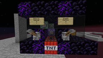 Exploding Arrow Minecraft Map & Project