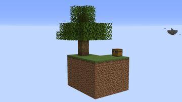 SkyBlock Island Gallery BETA version Minecraft Map & Project
