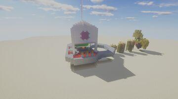 Kit PvP Minecraft Map & Project
