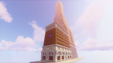 American Building 1 - Conquest Regorged Minecraft Map & Project