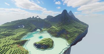 Archi'Pelle | Play with FAWE Minecraft Map & Project