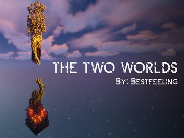 The Two Worlds Minecraft Map & Project