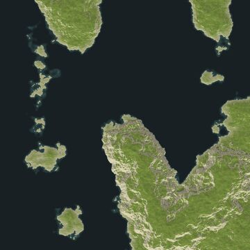 Awesome map made for a good friendly Dev (5x5k Island creative map) + download 1.15.2 Minecraft Map & Project
