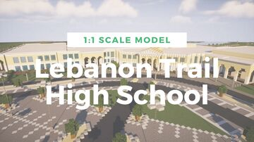 Lebanon Trail High School 1:1 Minecraft Map & Project