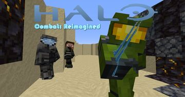Halo: Combat Reimagined (Cancelled) Minecraft Map & Project